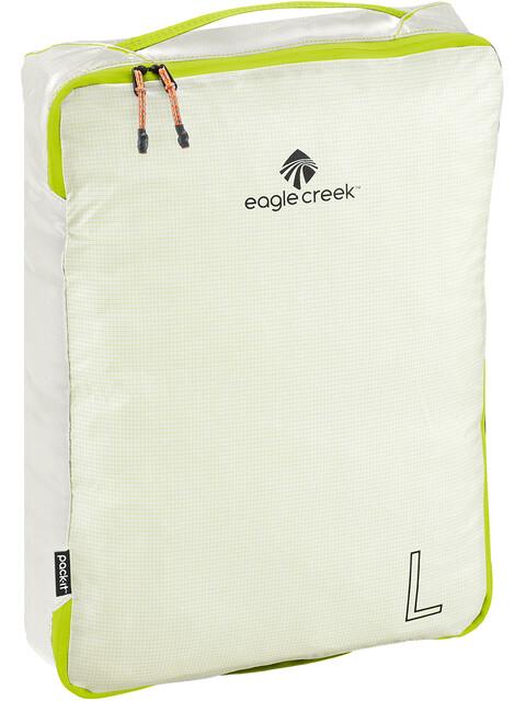 Eagle Creek Pack-It Specter Tech Cube L white/strobe